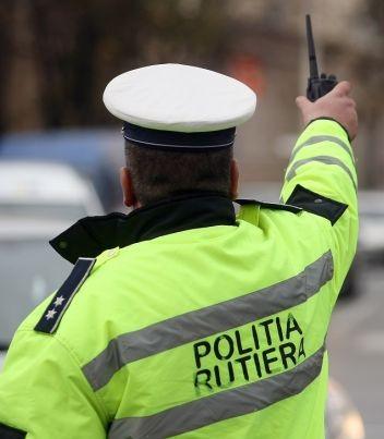 politia rutiera politist