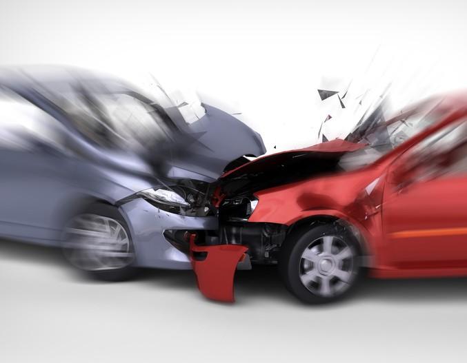accident masina politia