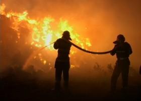 Incendii izbucnite de la coşul de fum