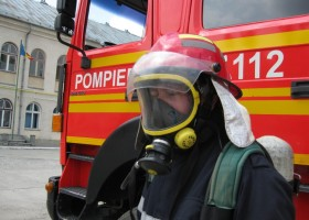 Week-end de foc pentru ISU Neamț