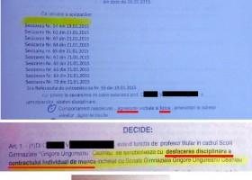 Elevi agresați fizic de un profesor din comuna Ceahlău?