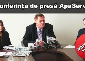 Conferință de presă ApaServ 03 02 2016